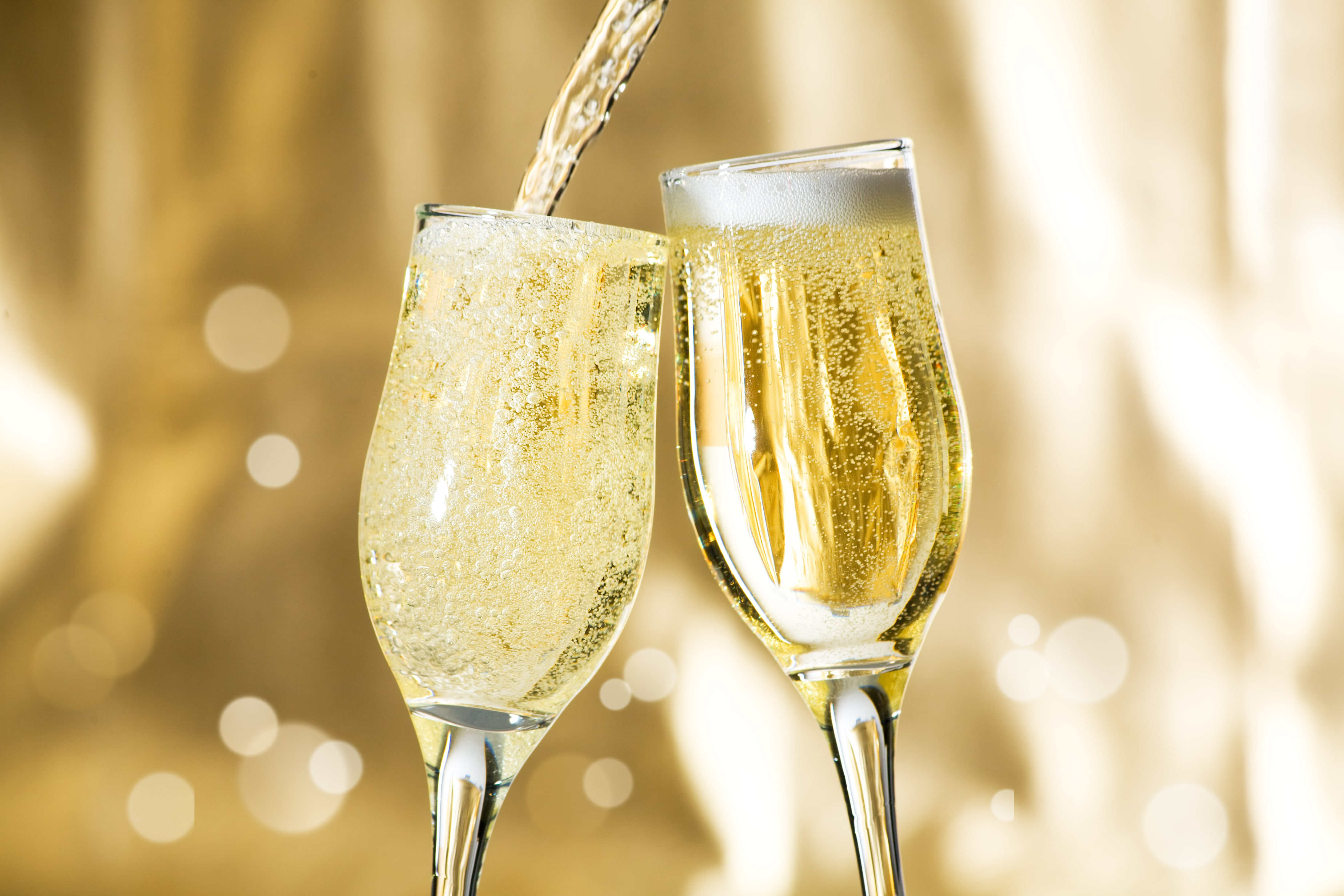 champagne upplevelse